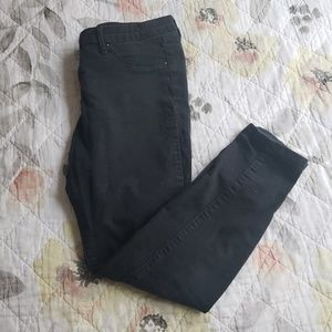 Mossimo Supply Co. Jeans - Mossimo Black Skinny Jeans